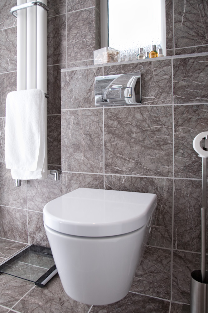 Luxury bathroom refit in Knowle