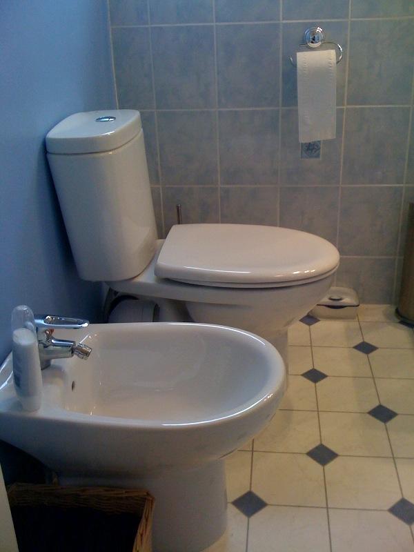 Quick bathroom refresh