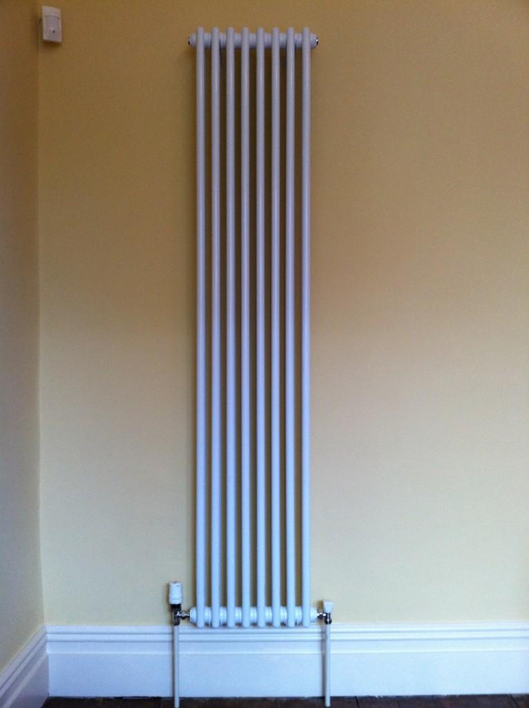Tall radiator