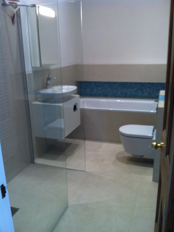 Bathroom refit in Clifton, Bristol