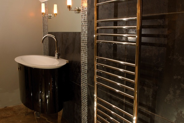 Clifton cellar bathroom refit